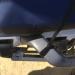 Givi panier holder dislocated