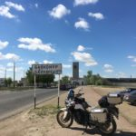 Baikonur checkpoint