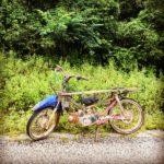 Laos bike!