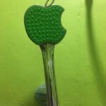 Apple shower head!