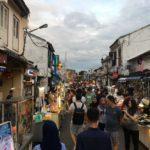 Night Market in Melaka