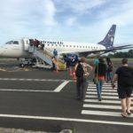 leaving Dili, Timor Leste