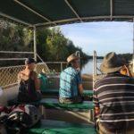 crododile tour boat
