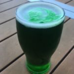 St Paddys day in Alice Springs