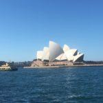 back in Sydney!