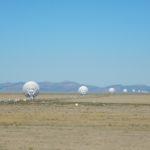 Vera Large Array, New Mexico