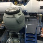 Soyuz mockup for trainings